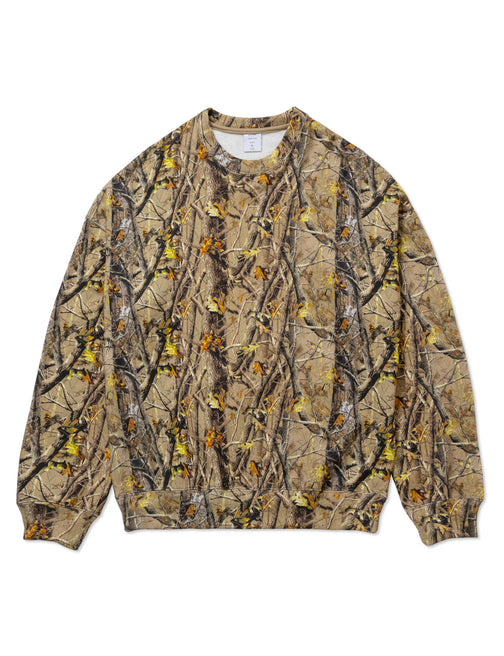 REALTREE CAMOUFLAGE SWEAT