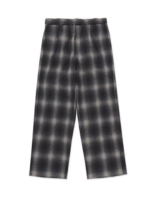 OMBRE CHECK LOUNGE PANT