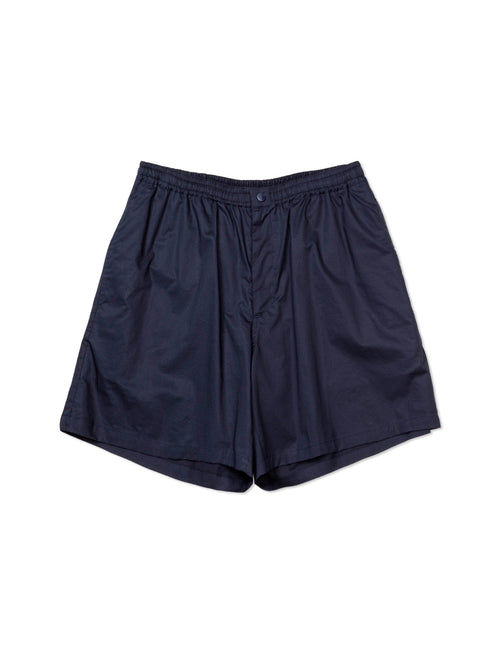 COTTON TWILL EASY SHORT