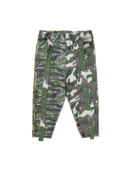 CAMO MIX BELTED SPATS