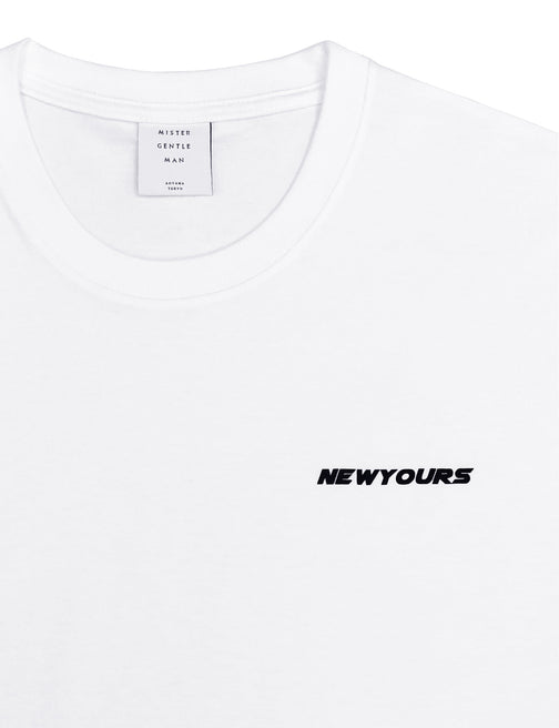 NEW YOURS LOGO TEE