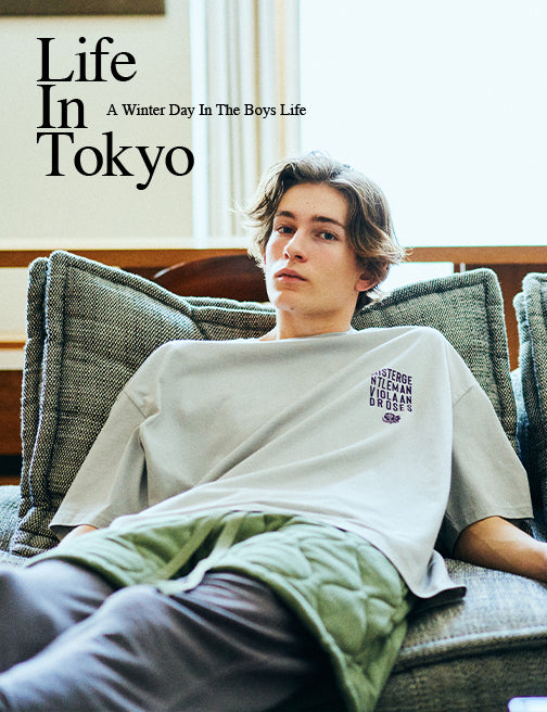 Life In Tokyo Item Page