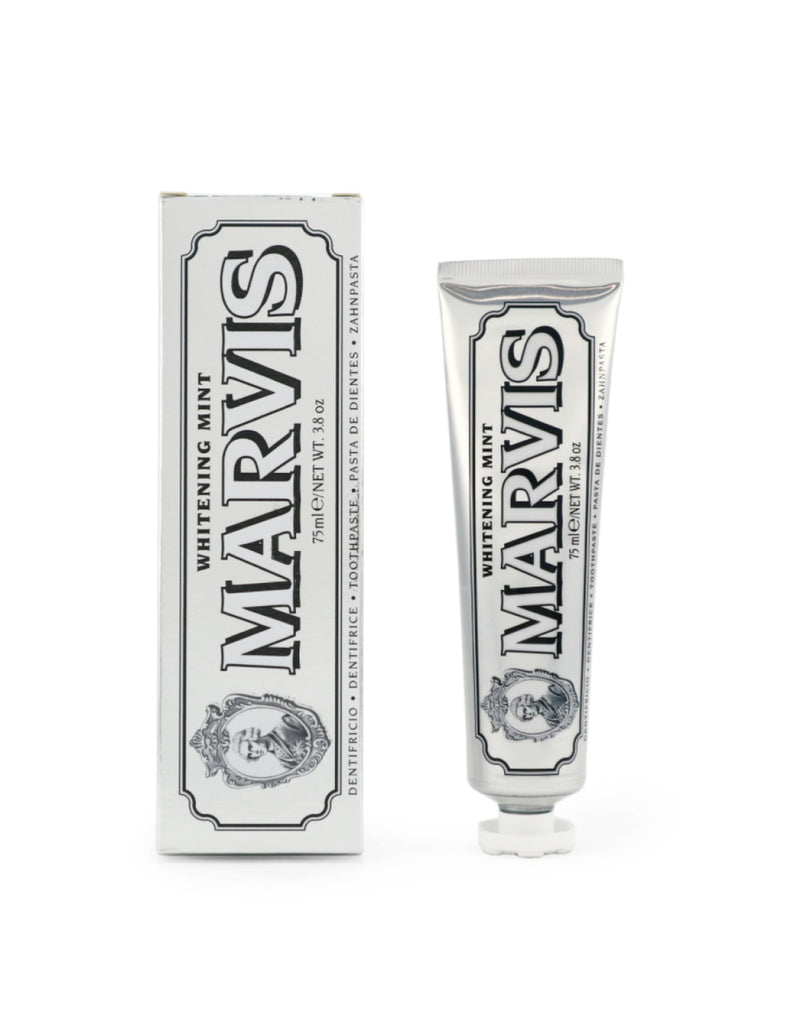 MARVIS TOOTH PASTE WHITE MINT
