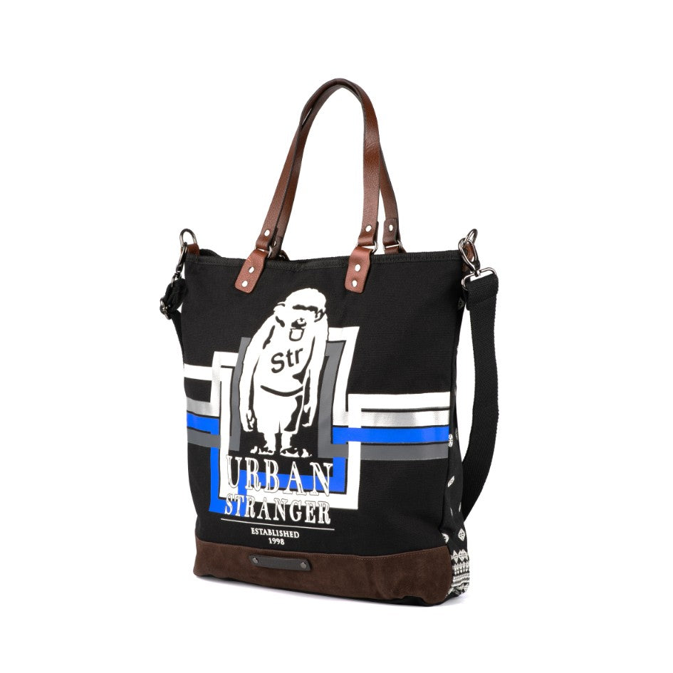 Urban Stranger Trendy Tote Bag