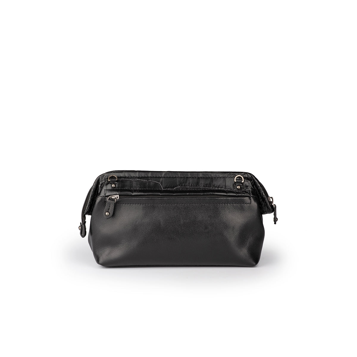 Mock Croc Leather Bag