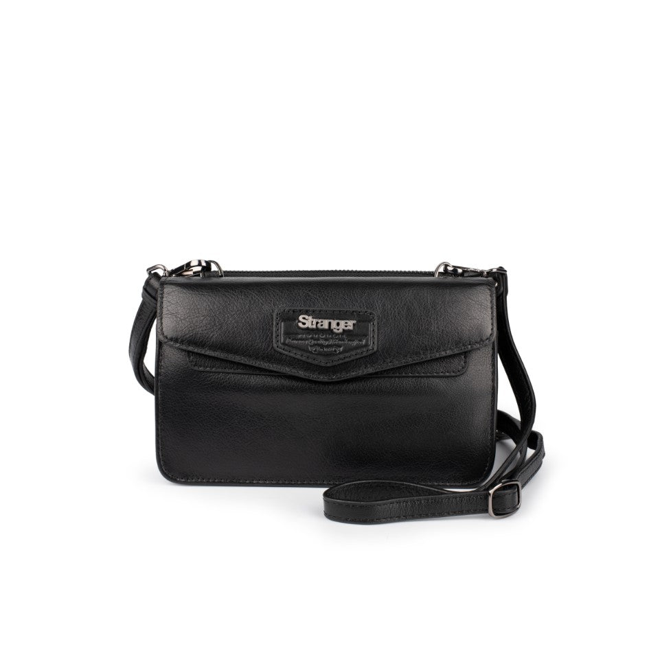 Leather Multi-function Crossbody Bag