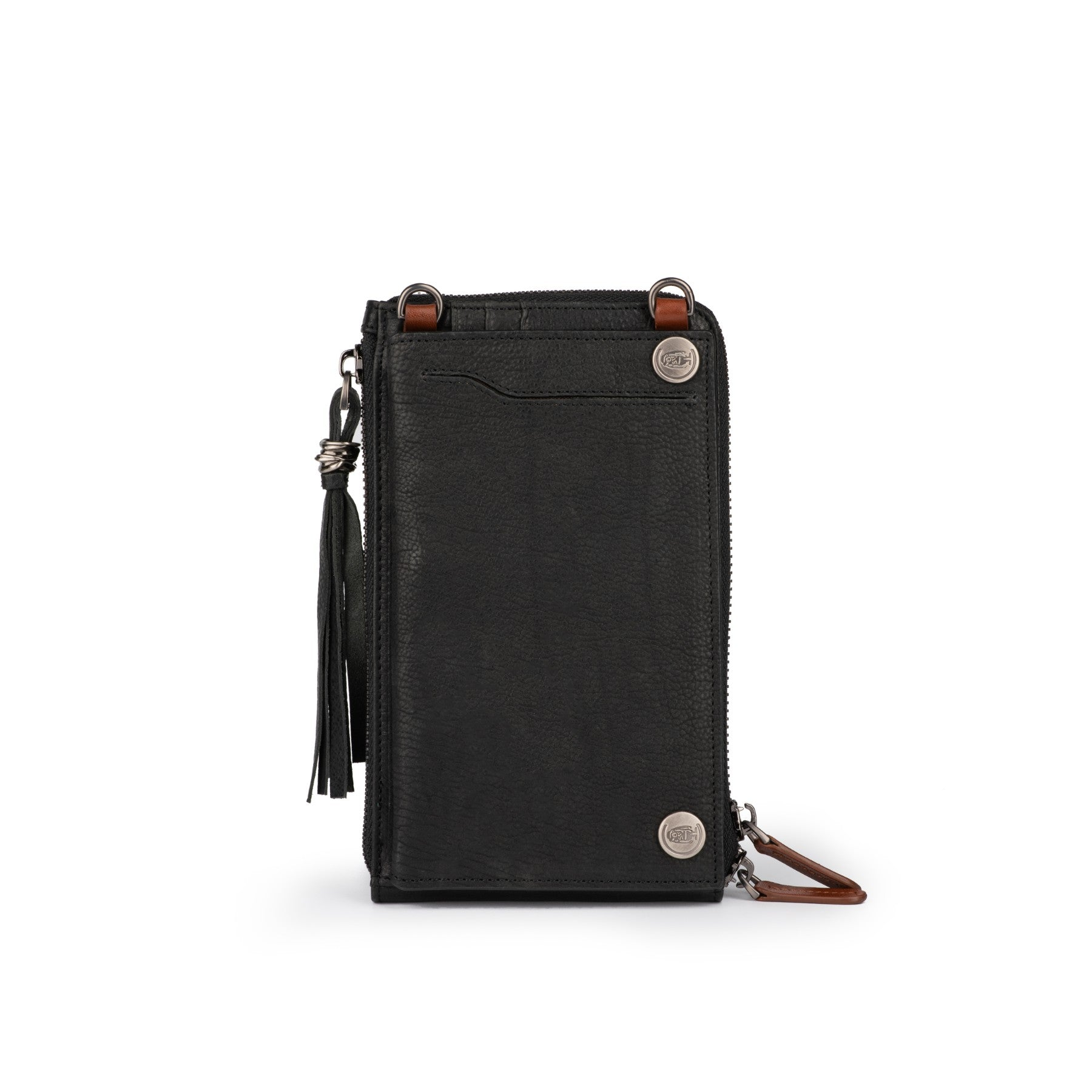 Leather Crossbody Pouch