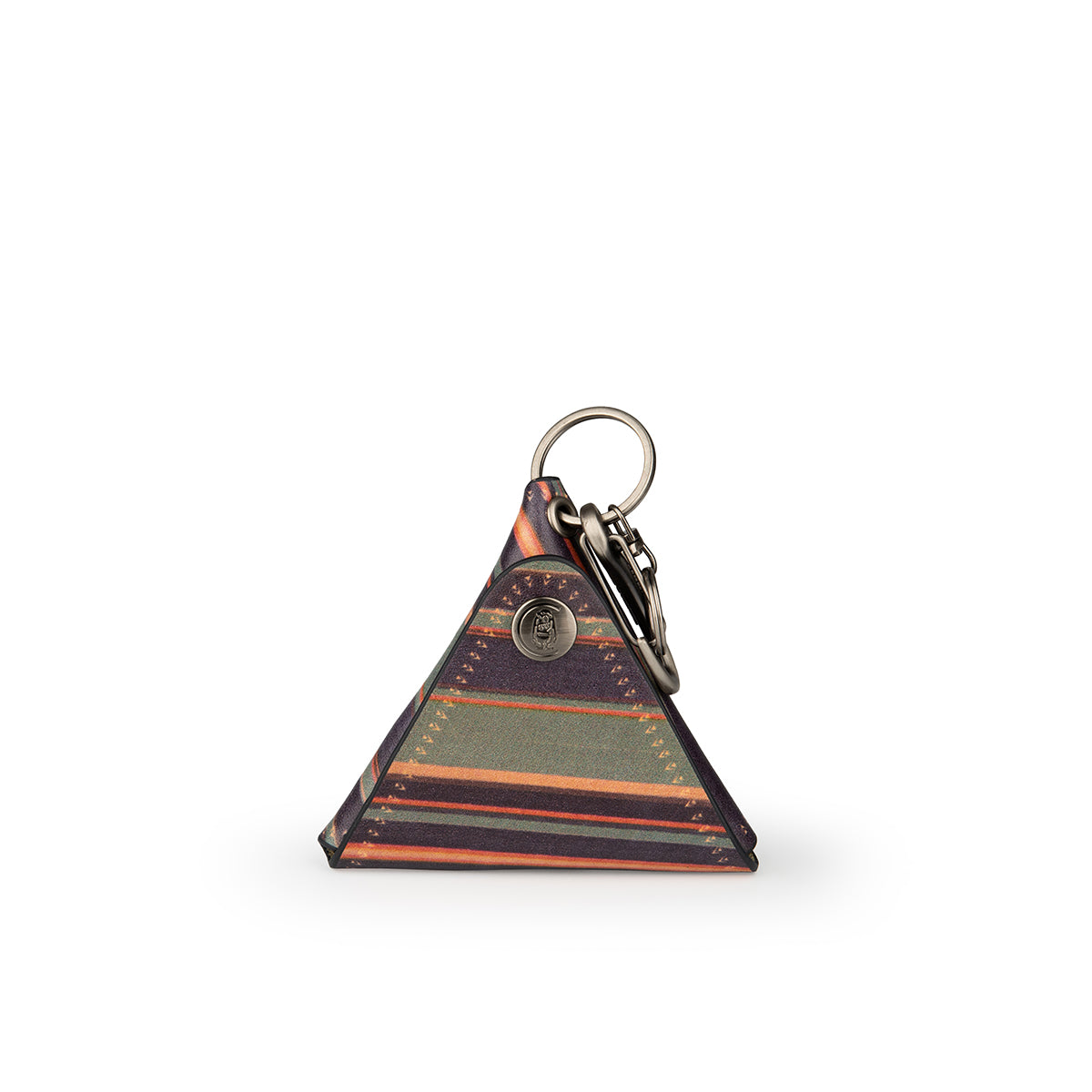 Leather Triangle Coin Purse