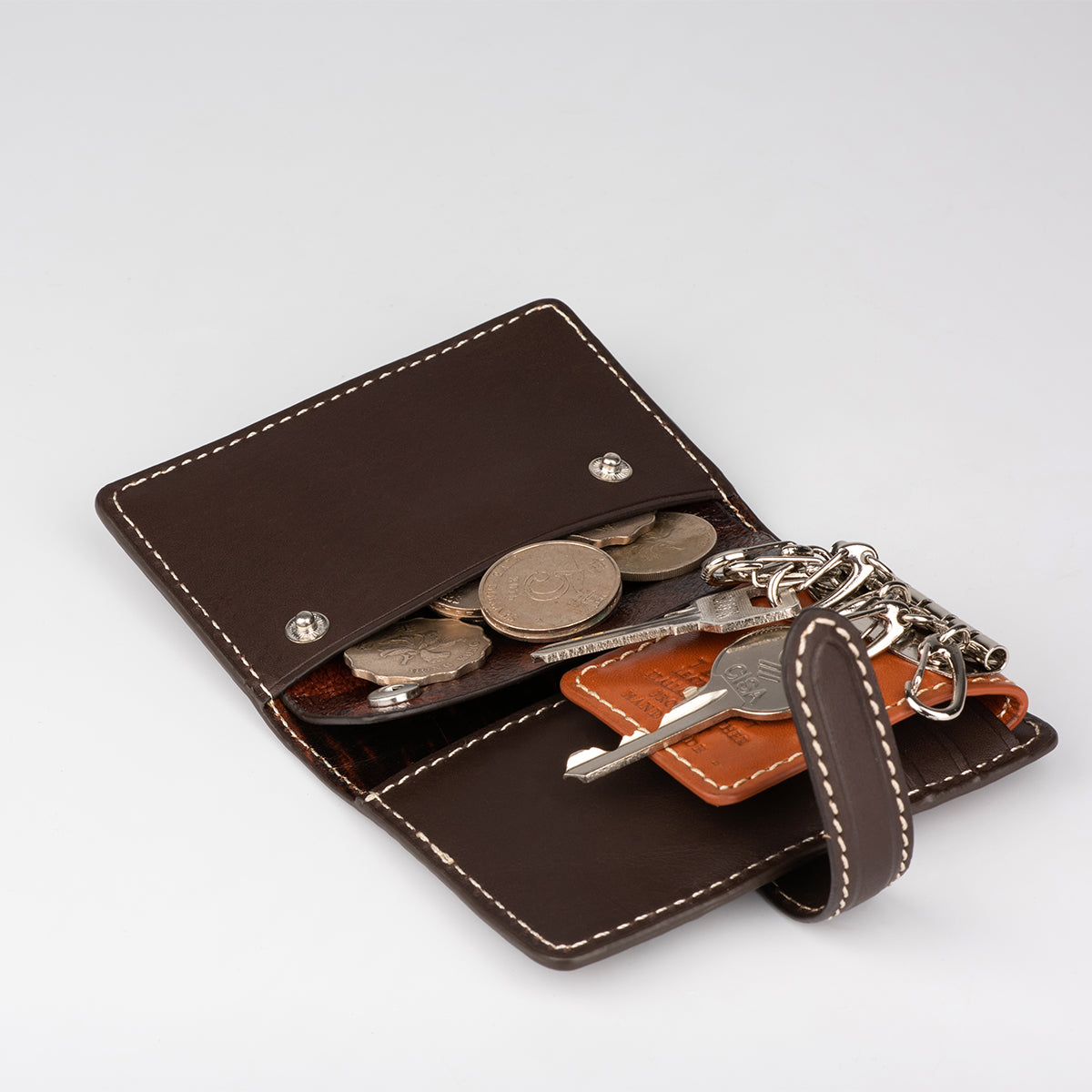 Special Effect Leather Keyholder