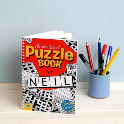 Activity & Recreation Books - Shop Personalised Gifts