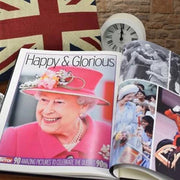 Personalised Deluxe Pictorial Books, Newspaper Books
