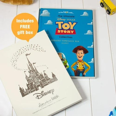 Premium Disney Personalised Books - Shop Personalised Gifts