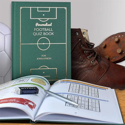 Personalised Football Gifts - Shop Personalised Gifts