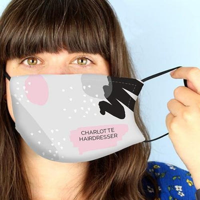 Personalised Face Coverings - Shop Personalised Gifts