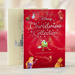 NEW Premier Disney Christmas Collection Personalised Book