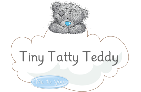 SPG Tiny Tatty Teddy Personalised Gifts