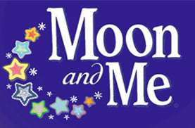 moon and me personalised childrens book