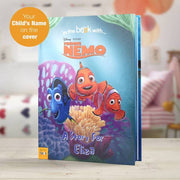 Personalised Disney Finding Nemo Story Book - Personalised Books-Personalised Gifts-Baby Gifts-Kids Books