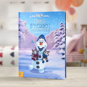 Olaf's Frozen Adventure Personalised Disney Story Book - Personalised Books-Personalised Gifts-Baby Gifts-Kids Books