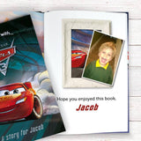 Personalised Disney Cars 3 Story Book - shop-personalised-gifts