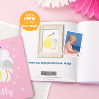 Personalised On the Day You Were Born Book - Personalised Books-Personalised Gifts-Baby Gifts-Kids Books
