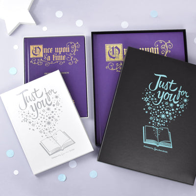 Personalised Fairy Tales Collection Book - Shop Personalised Gifts