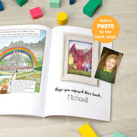 Personalised The Legend Of Name Book - Childrens Favourite - Personalised Books-Personalised Gifts-Baby Gifts-Kids Books