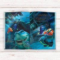 Personalised Disney Finding Nemo Story Book - Shop Personalised Gifts