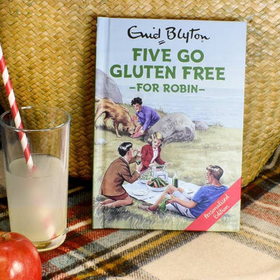 Five go Gluten Free: A Personalised Enid Blyton Book - Shop Personalised Gifts