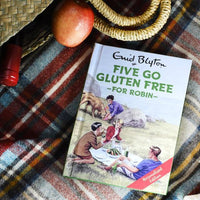 Five go Gluten Free: A Personalised Enid Blyton Book - Personalised Books-Personalised Gifts-Baby Gifts-Kids Books