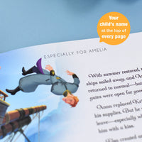 Personalised Frozen Storybook Collection - shop-personalised-gifts