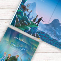 Personalised Disney Frozen Northern Lights Story Book - Personalised Books-Personalised Gifts-Baby Gifts-Kids Books