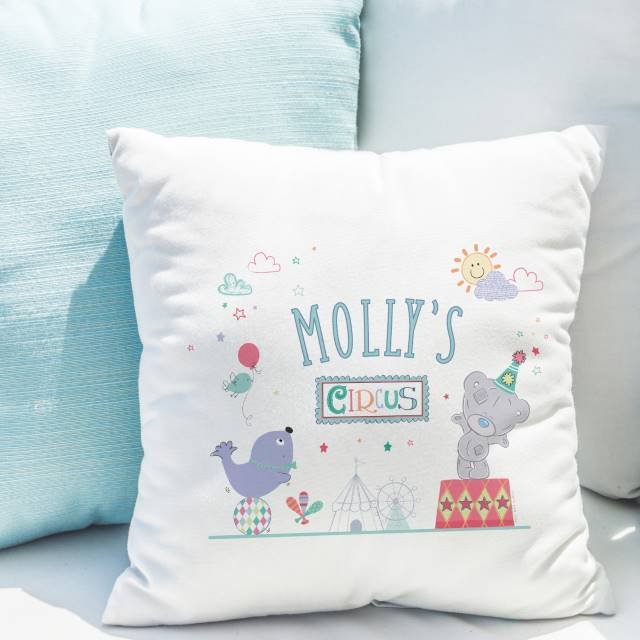 Tiny Tatty Teddy Little Circus Filled Cushion - Shop Personalised Gifts