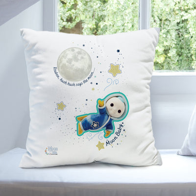Personalised Moon and Me Moon Baby Filled Cushion - Personalised Books-Personalised Gifts-Baby Gifts-Kids Books