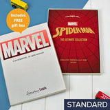 Personalised Spider-Man Collection Book - shop-personalised-gifts