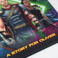 Thor Ragnarok Personalised Marvel Story Book - Shop Personalised Gifts