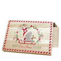 Personalised Me to You Tiny Tatty Teddy Christmas Eve Box - Shop Personalised Gifts