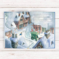Personalised Disney Mickey Mouse's Christmas Story Book - Shop Personalised Gifts