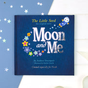 Personalised Moon & Me Book - Personalised Books-Personalised Gifts-Baby Gifts-Kids Books