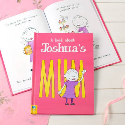 Personalised My Mum Book - Personalised Books-Personalised Gifts-Baby Gifts-Kids Books