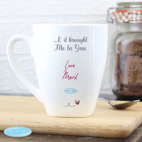 Personalised Me To You Heart Bone China Latte Mug - Personalised Books-Personalised Gifts-Baby Gifts-Kids Books