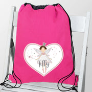 Personalised Fairy Princess Swim & Kit Bag - Shop Personalised Gifts