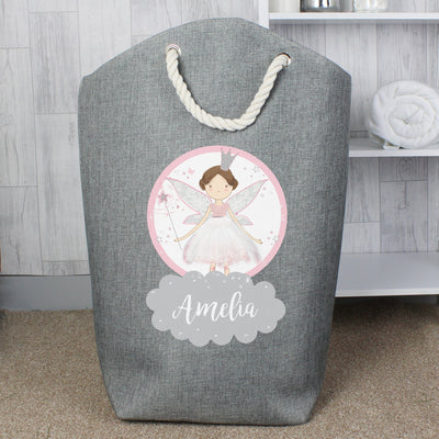 Personalised Fairy Princess Storage Bag - Personalised Books-Personalised Gifts-Baby Gifts-Kids Books