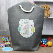 Personalised Tiny Tatty Teddy Cuddle Bug Storage Bag - Personalised Books-Personalised Gifts-Baby Gifts-Kids Books