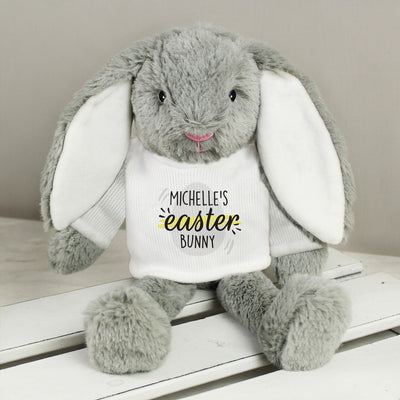 Personalised Easter Bunny Rabbit - Shop Personalised Gifts
