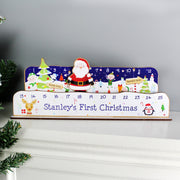 Personalised Make Your Own Santa Christmas Advent Countdown Kit - Shop Personalised Gifts