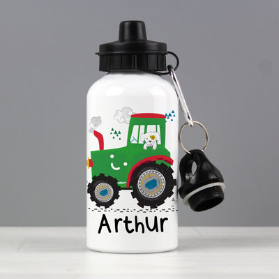 Personalised Tractor Drinks Bottle - Personalised Books-Personalised Gifts-Baby Gifts-Kids Books