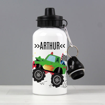 Personalised Monster Truck Drinks Bottle - Shop Personalised Gifts