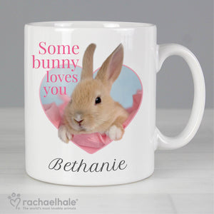 Personalised Rachael Hale Ceramic 'Some Bunny' Mug - Personalised Books-Personalised Gifts-Baby Gifts-Kids Books