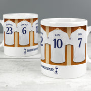Personalised Tottenham Hotspur FC Dressing Room Ceramic Mug - Personalised Books-Personalised Gifts-Baby Gifts-Kids Books